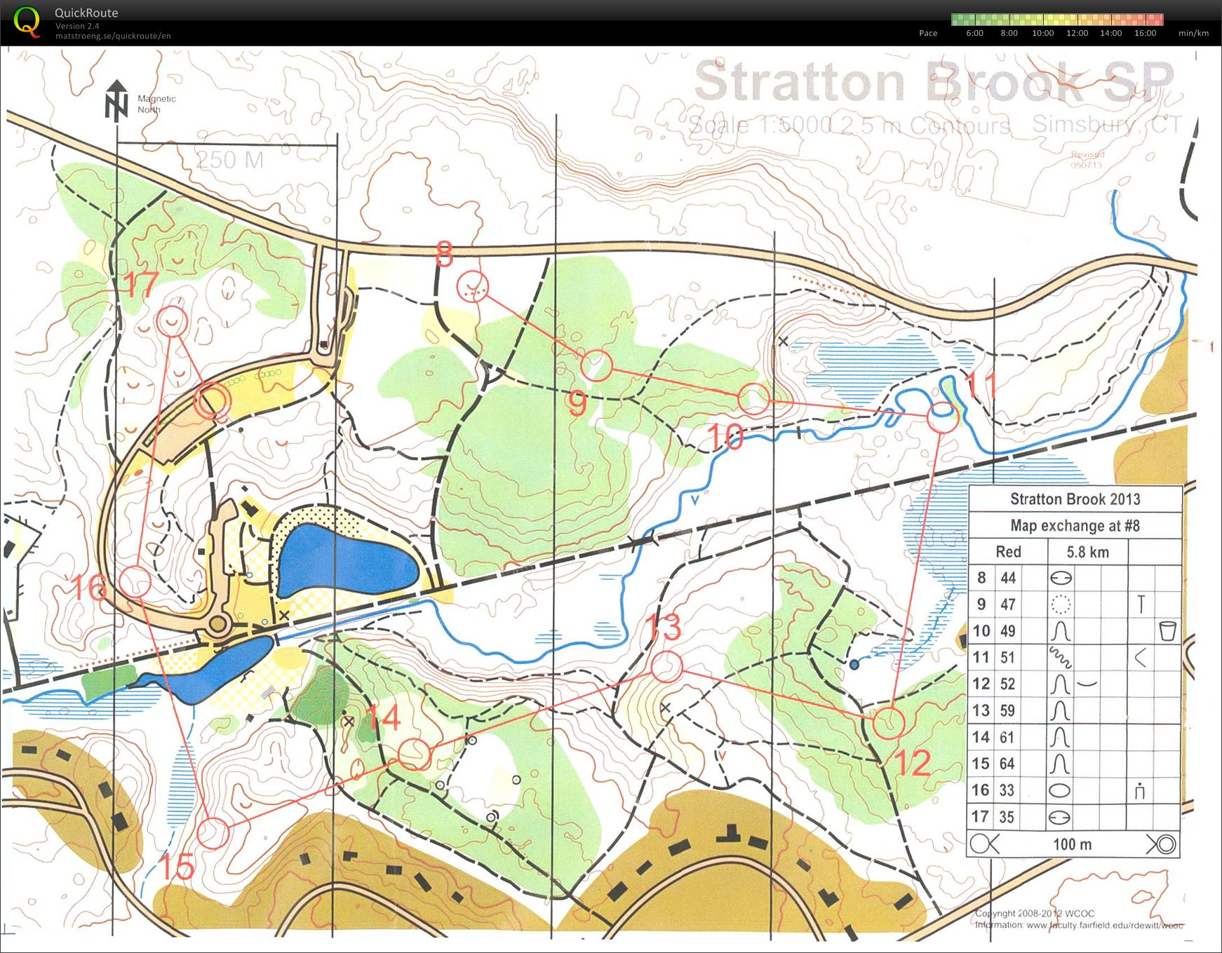 Stratton Brook Red Course, Part 2 (19/05/2013)