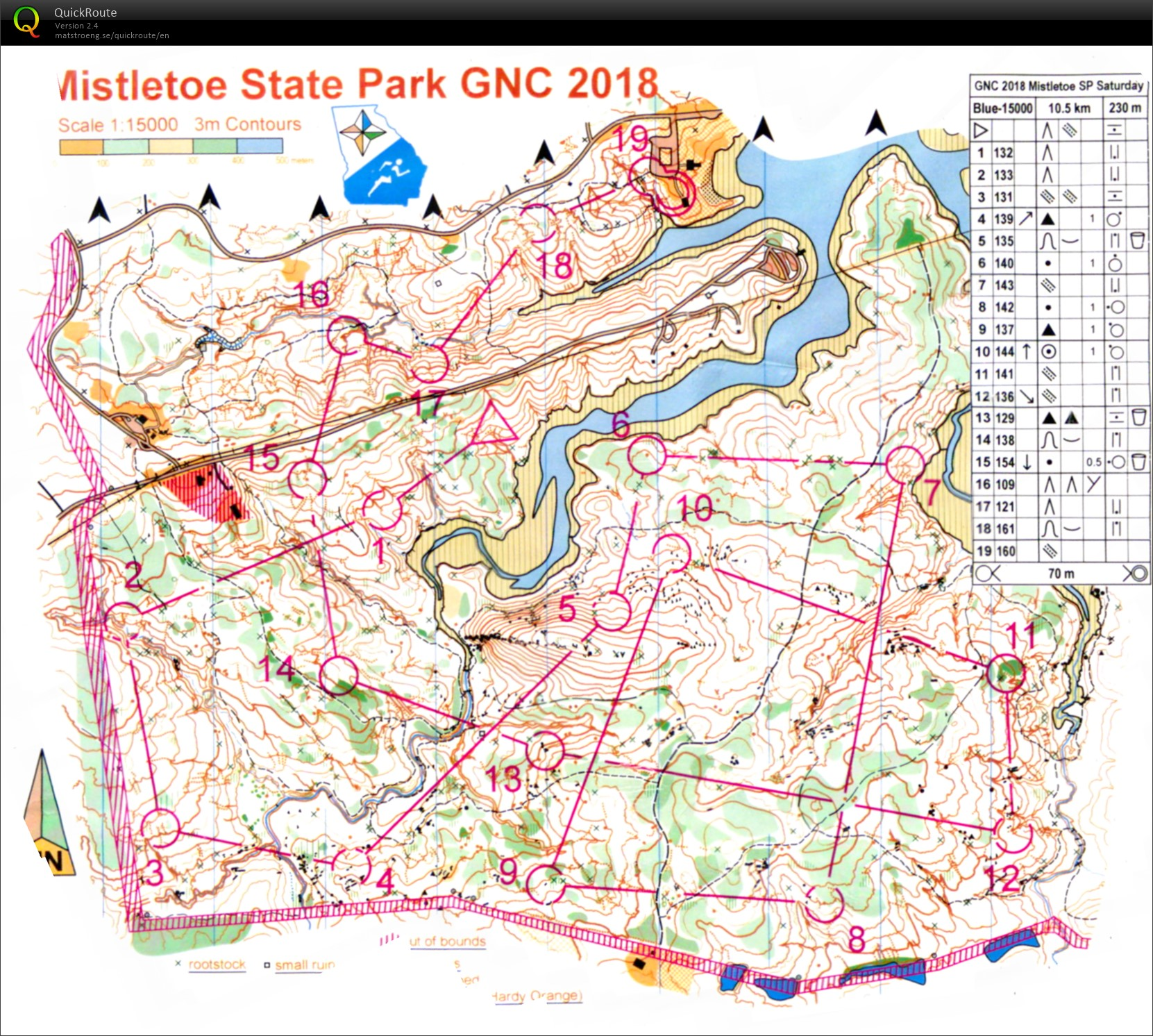 GNC Day 1 - January 13th 2018 - Orienteering Map from Greg ... Gnc Maps on puma map, bank of america map, mcdonald's map, target map, apple store map, urban outfitters map, old navy map, at&t map, coldwater creek map,